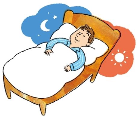 精力と睡眠の関係