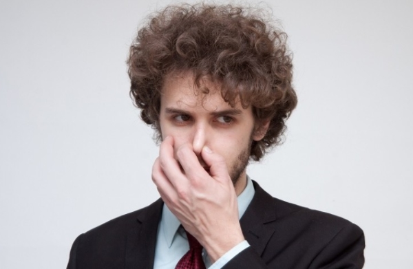体臭と加齢臭の原因