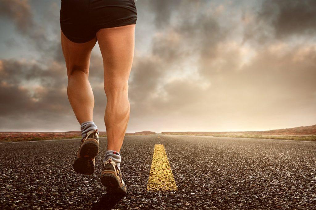 精力増強と運動