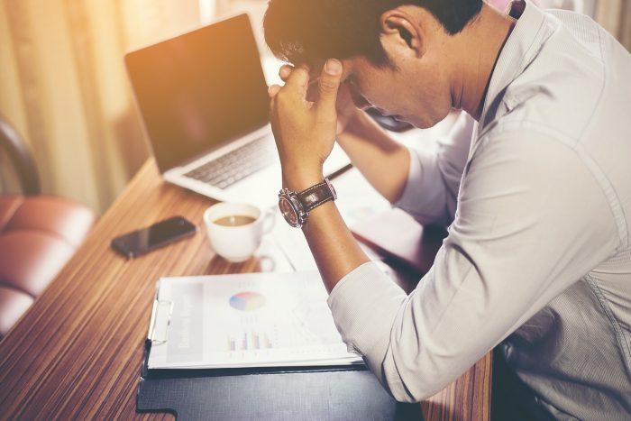 鬱と精力減退