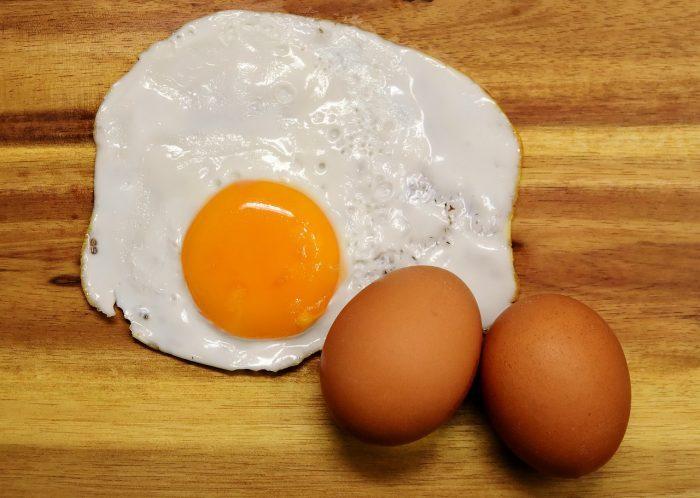 卵の精力増強効果