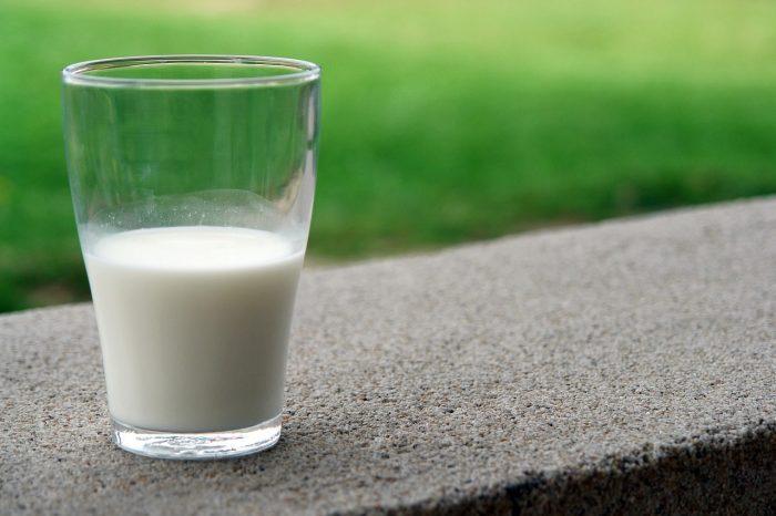 牛乳で精力増強