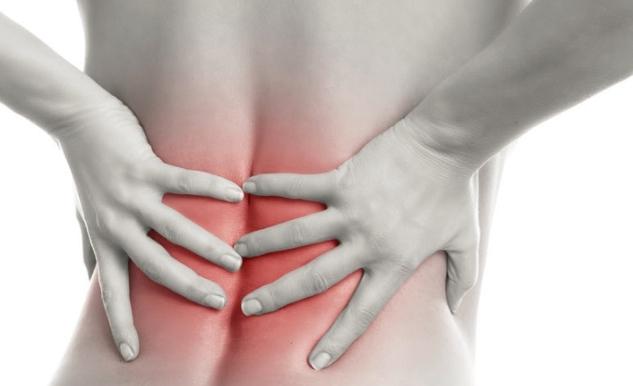 腰痛とEDの関係性